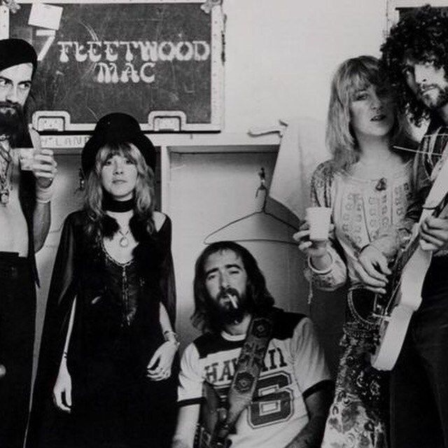 Fleetwood Mac gives all the feels. Must have playlist on the blog.