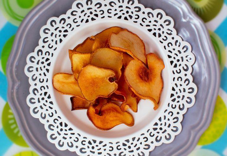 CYKORIA - domowe chipsy zgruszki