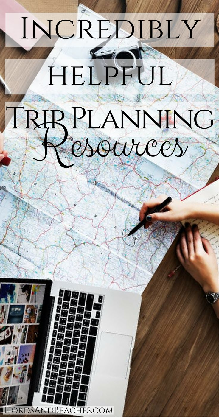 // Contains affiliate links. Welcome to week 3 of the Making the MOST of Travel Series! This week I will share some of my favourite trip planning resources, and