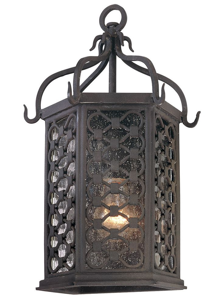 Los olivos exterior sconce in old iron troy lightingoutdoor wall lightingoutdoor wallshouse porchantique hardwareback