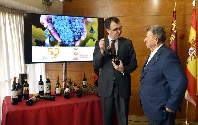 La Plaza de Romea de Murcia acoge el viernes la Feria de los Vinos de Jumilla para festejar sus 50 años