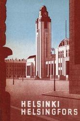 Vintage Helsinki Poster
