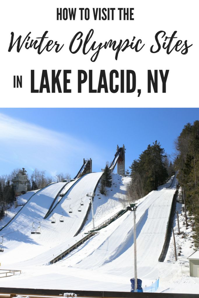 All you need to know about visiting the Olympic Sites in Lake Placid, New York