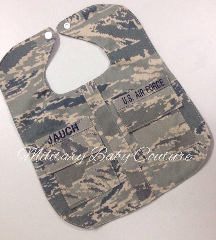 Military Blouse Bib--Marines, Navy, Air Force, Army, Coast Guard---Made to order by militarybabycouture on Etsy https://www.etsy.com/listing/208478505/military-blouse-bib-marines-navy-air