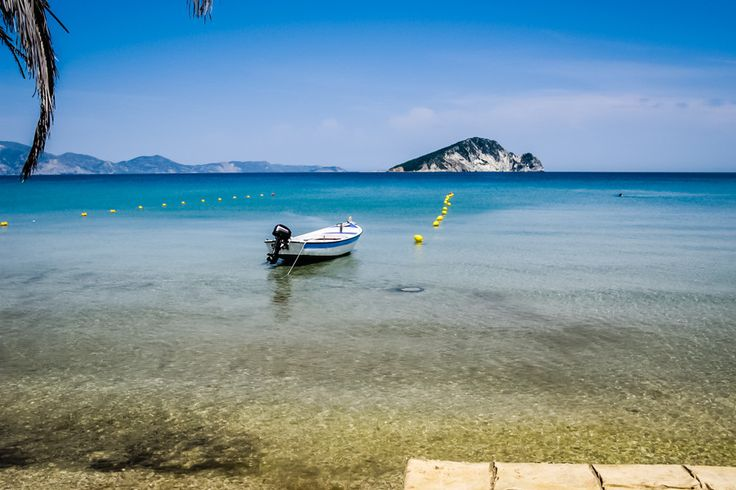 Marathonissi island viewed from Keri beach in Zakynthos Greece by Alistair Ford on 500px