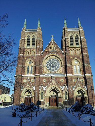St Peter's Basillica   LONDON ONTARIO (my hometown)
