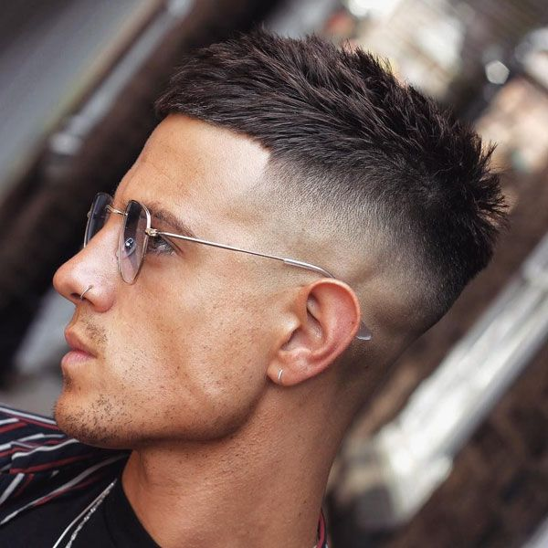 Pin On Short Haircuts For Men