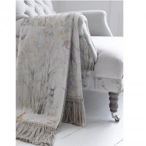 Enchanted Forest Throw by Voyage Maison