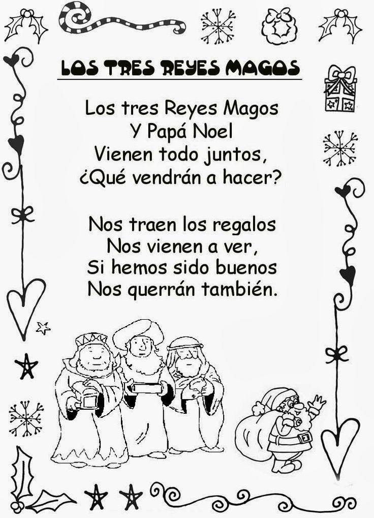 esos locos bajitos de infantil poesias de navidad poesias
