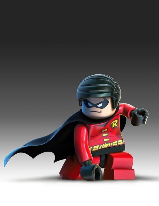 Tim Drake Robin Lego batman 2