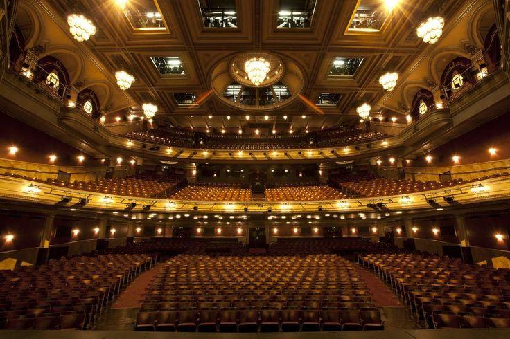 Festival Theatre, Auditorium © Edinburgh International Festival