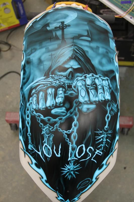 17 Best Images About Air Brush And Custom Paint On