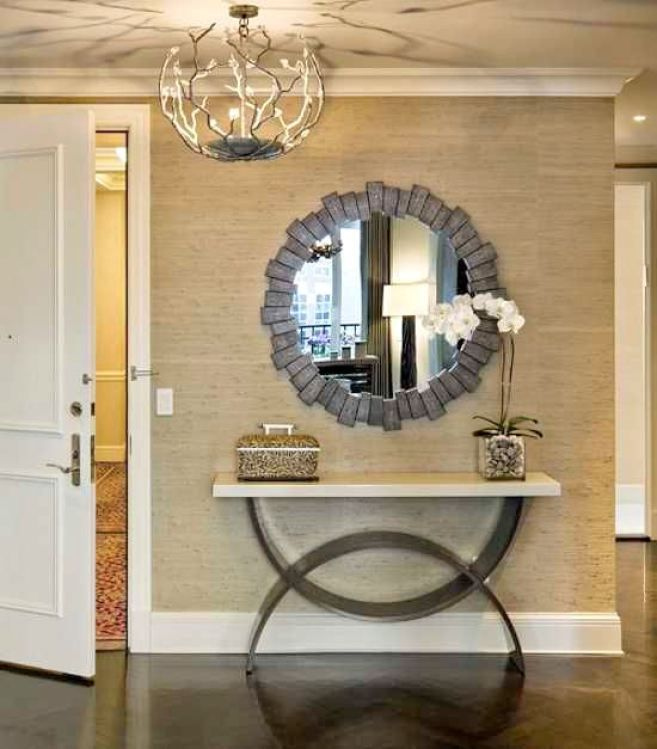 Hallway Console Table And Mirror 219 best images about foyer. welcome to my home! on pinterest