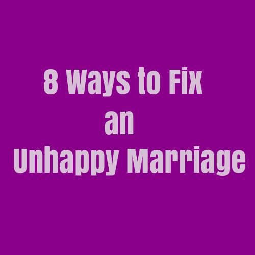 ways to fix relationship problems