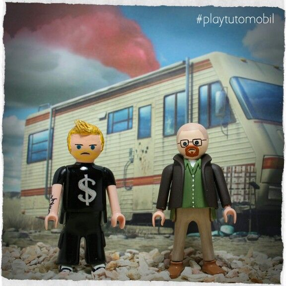 Is The Walking Dead A Sequel To Breaking Bad Youtube: 17 Best Images About Playmobil On Pinterest