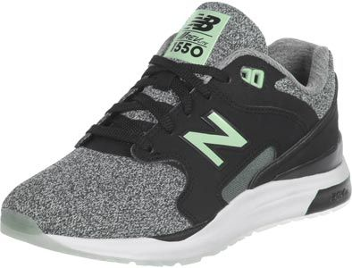 New Balance WL1550 W schoenen zwart grijs groen
