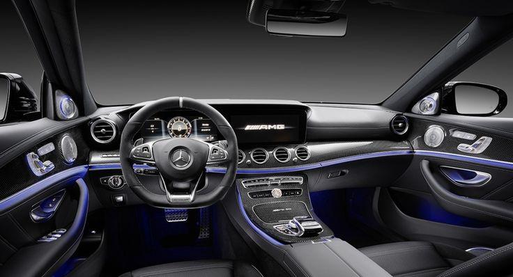 Новые Mercedes-AMG E 63 4MATIC+ и E 63 S 4MATIC+