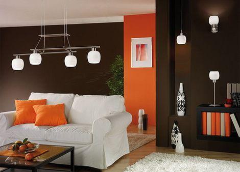 Die besten 25+ Schokoladen braune schlafzimmer Ideen auf Pinterest - wohnzimmer orange braun