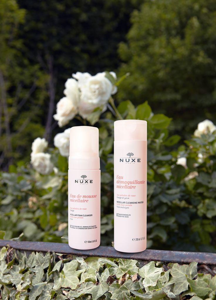 Nuxe Paris Rose Foam Cleanser
