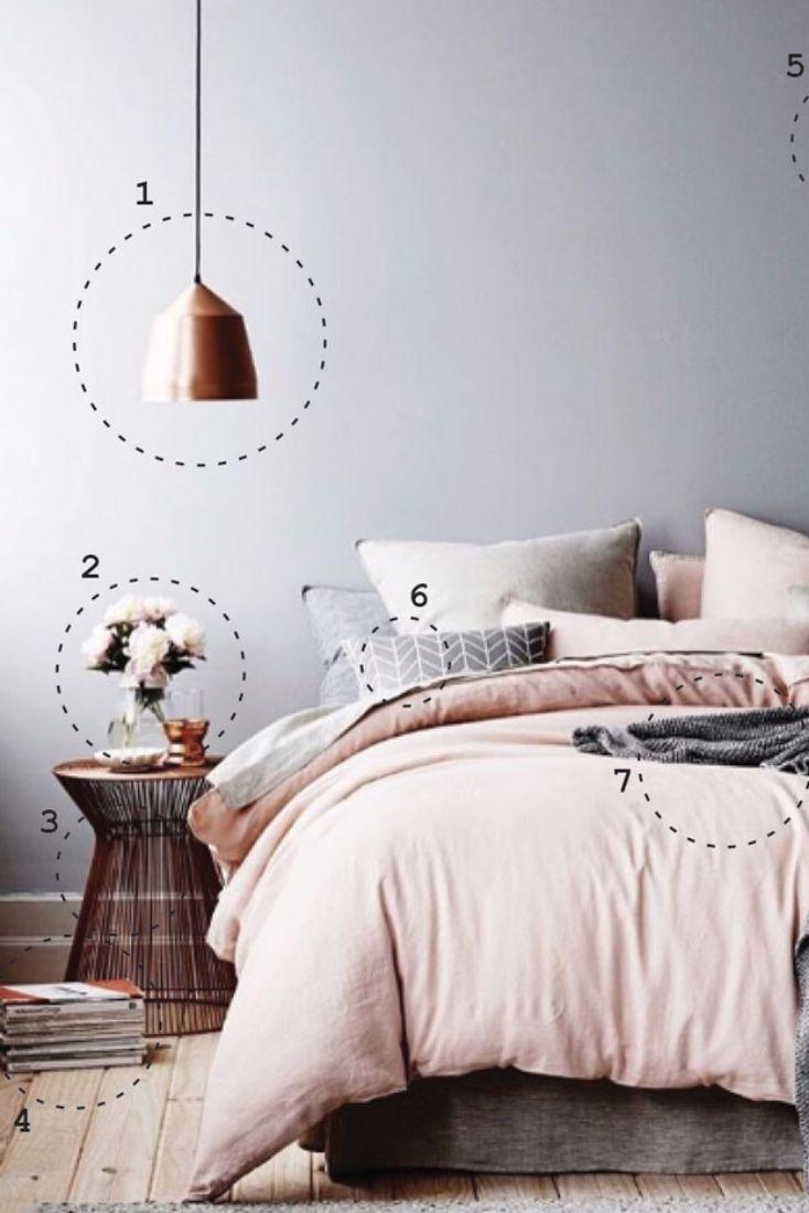 Cozy, Minimalist Bedroom