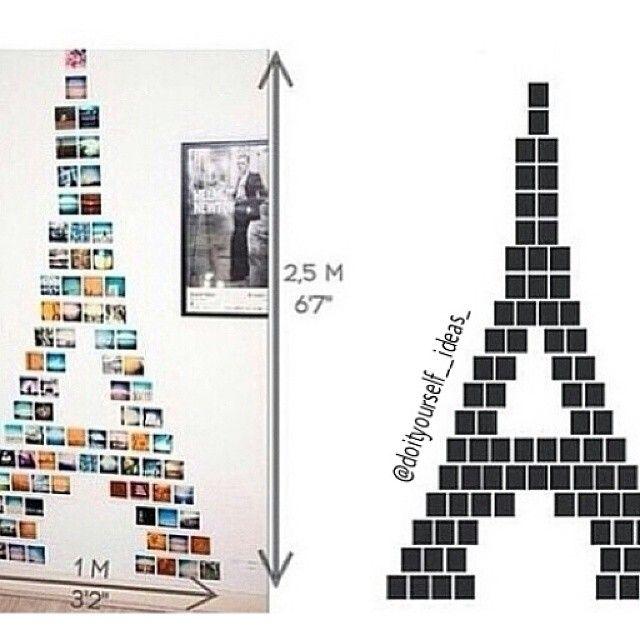 """Eiffelturm Fotowand ^^"" | Photo projects in 2019 | Paris ..."