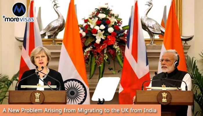 A New Problem Arising from Migrating to the UK from India.. #morevisas  http://morevisas.in/a-new-problem-arising-from-migrating-to-the-uk-from-india/