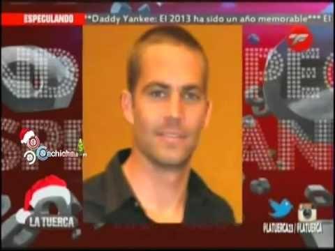 Analistas Forenses aseguran que el auto del fallecido actor Paul Walker fue saboteado #Video - Cachicha.com