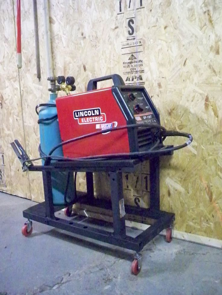 My FREE Welding Cart - JeepForum.com