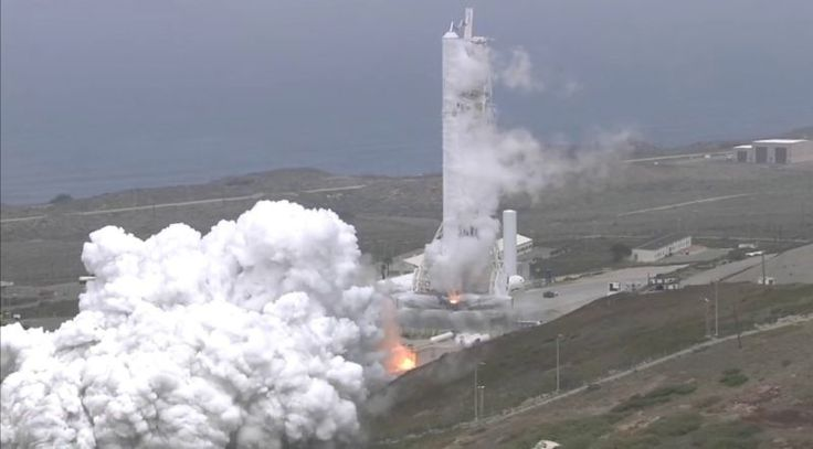SpaceX goes for a dozen today to surpass Russia in launches