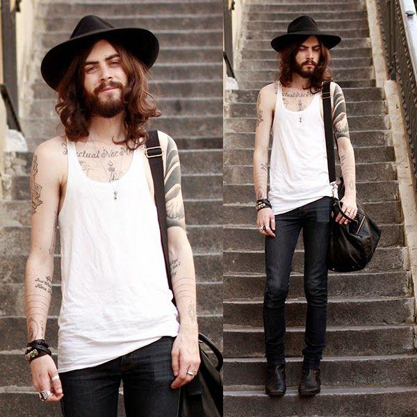 Macho Moda - Blog de Moda Masculina: Chapéus Masculinos, em alta para o Verão 2015!