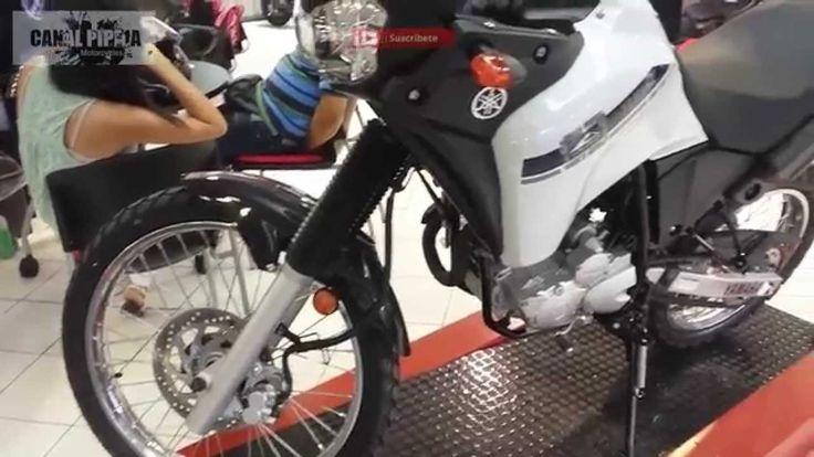 Yamaha Tenere 250  XTZ modelo 2016