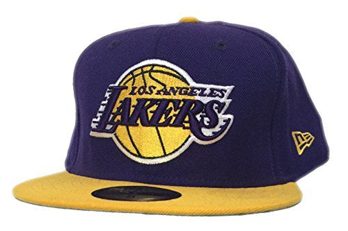 Los Angeles Lakers New Era NBA NEFS Basic 59FIFTY Cap Size 8 - http://weheartlakers.com/lakers-caps/los-angeles-lakers-new-era-nba-nefs-basic-59fifty-cap-size-8