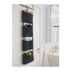 IKEA - NORDRANA, Hanging storage,  , , Hanging storage helps you to convert unused space into a storage place.