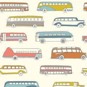 Transpacific - Retro Bus
