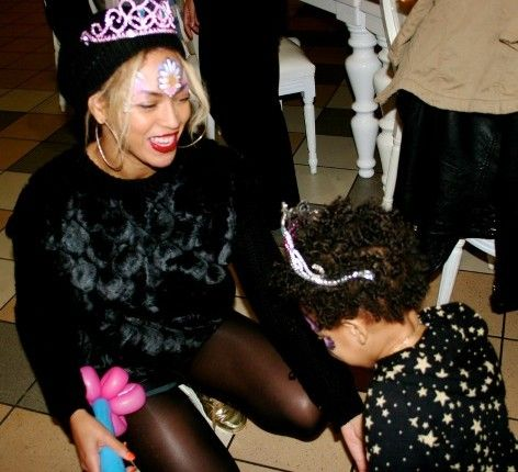 Pics from Blue Ivy's birthday!
