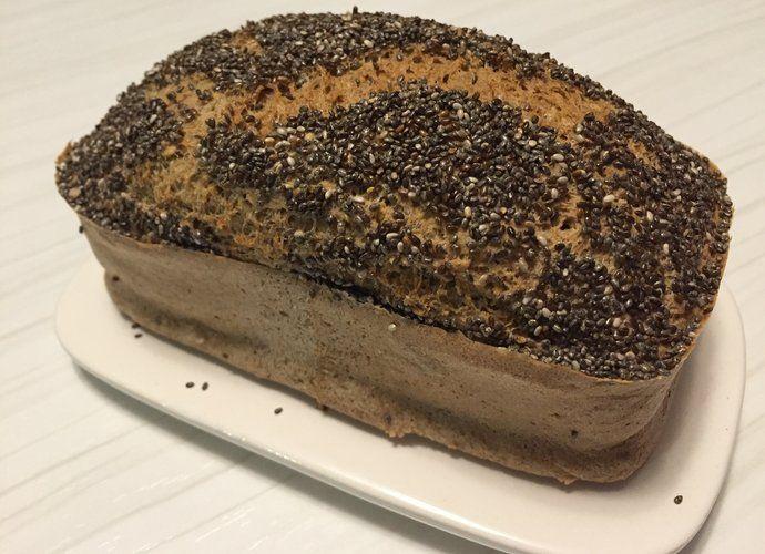 Pan de trigo sarraceno, teff y quinoa para #Mycook http://www.mycook.es/cocina/receta/pan-de-trigo-sarraceno-teff-y-quinoa