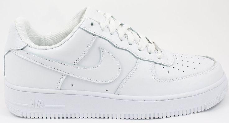 Кроссовки Nike Air Force женские белые - купить в Москве