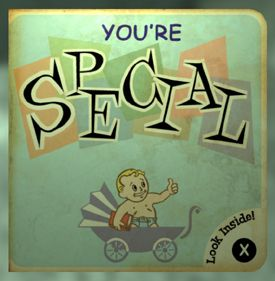 You're Special fallout 3 - Google Search