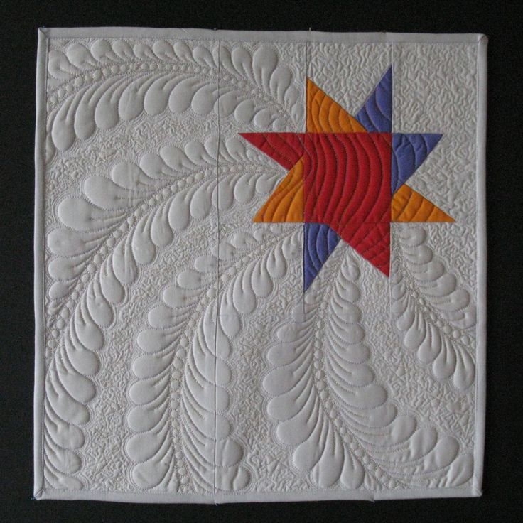 See how differentbpeople quilt the same block, amazing quilting. paula reid quilt as desired generation q magazine