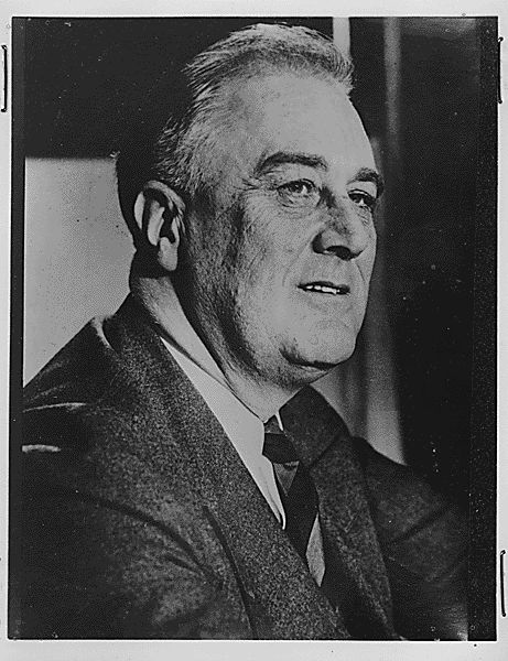 First inauguration of Franklin D. Roosevelt