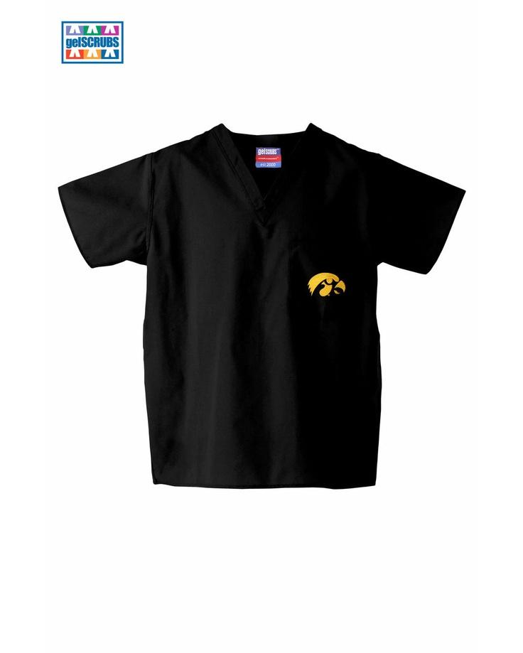GelScrubs Iowa Scrub Top dental school attire Tops