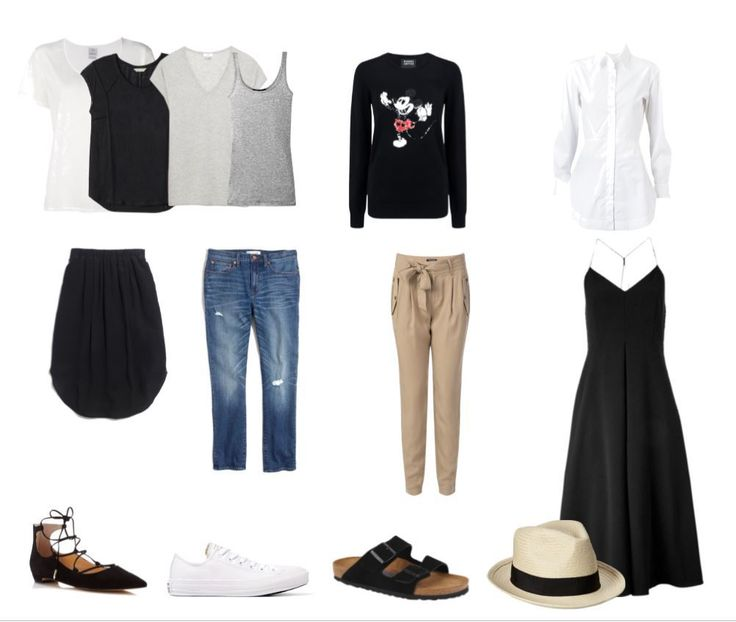 How to pack for 2 weeks in Japan in one carry on suitcase. A mini capsule wardrobe for travel.