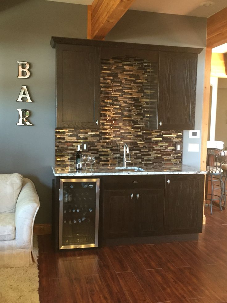 Exceptional Wet Bar For Basement Part   3: 34+ Awesome Basement Bar Ideas  And