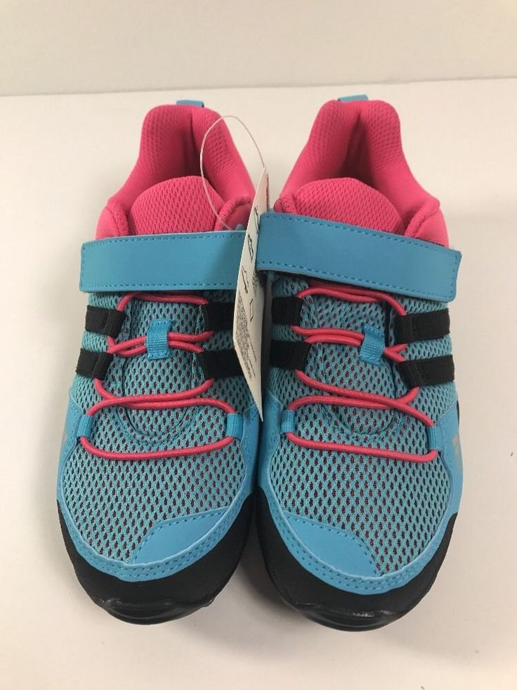 Adidas AX2 CF K Youth Girls Hiking Not Shoes Hiking Boot Sneakers Size 1.5 #adidas #HikingShoes