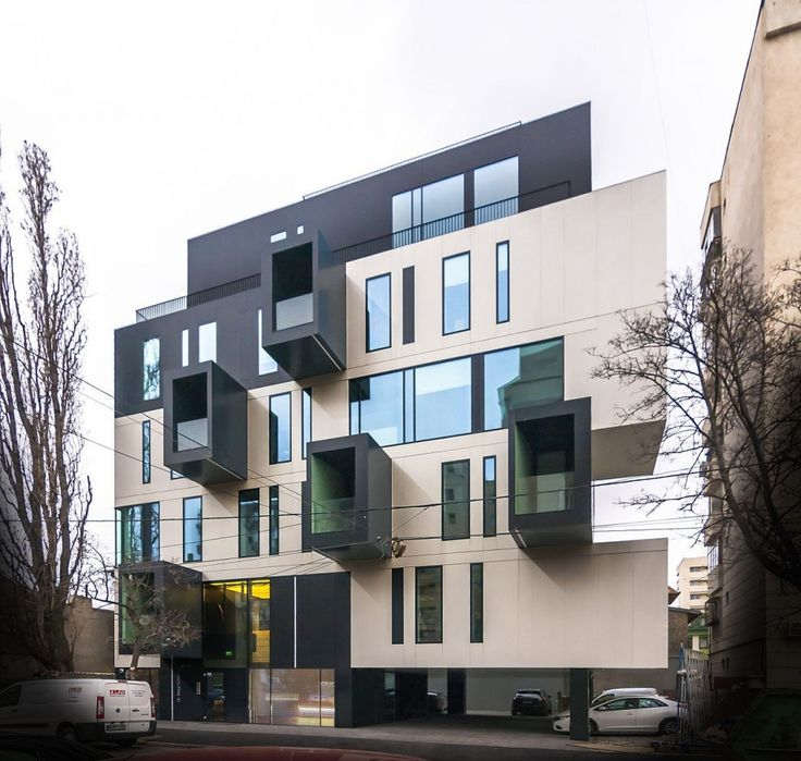 Inviting Modern And Sustainable C House By Studio Arthur: 17 Best Ideas About Office Buildings On Pinterest