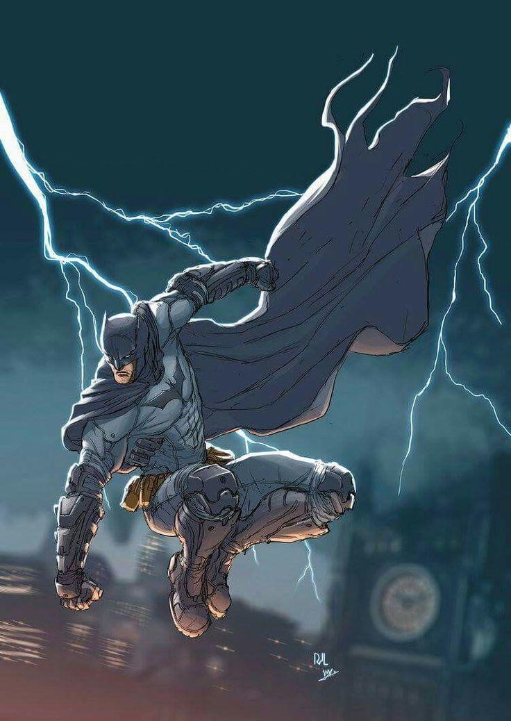 Batman by Marco Lesko