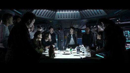 Alien_ Covenant TV SPOT - Run (2017) - James Franco