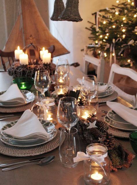 Me & Harmony: Tischlein deck Dich, es ist Heiligabend!