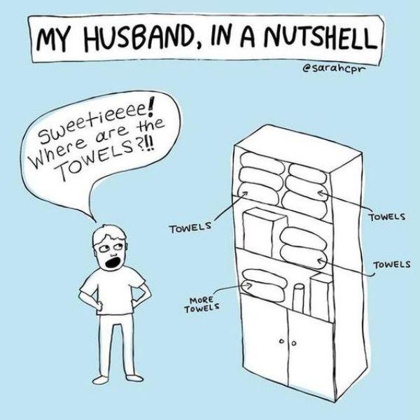 23 Memes That Make Married Life Look Like One Big Joke Husband Humor Husband Quotes Funny Husband Humor Marriage