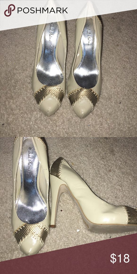 Two tone heels Two tone heels Shoes Heels